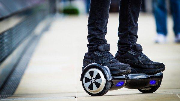 Monopattino Elettrico Vs Hoverboard